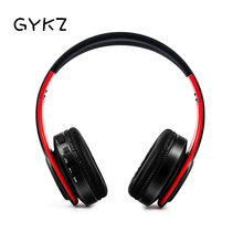 GYKZ Bluetooth 5.0 Headphone Folding Wireless Multi-function Earphone Microphone Game Music SportEarphone