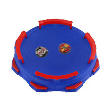 Beyblade burst Kai Watch Land toys Burst Gyro Arena Disk Exciting Duel Top Beyblades Launcher Stadium Gyroscope D300111(China)