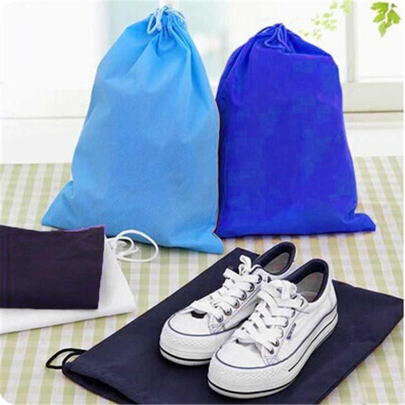 Túi Đựng Giày Túi Lưu Trữ Du Lịch Di Động Túi Dây Kéo Túi Dụng Bao Vải Không Dệt Giặt Chống Bụi Bao Giá Rẻ vũ Hội