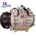 High Quality 10P30C Air Conditioning Compressor for Toyota Coaster Bus 12V 5PK 5GR 447220-0394