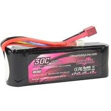 CNHL LI PO 1600mAh 14 8V 30C Max 60C 4S Lipo Battery Pack for RC Hobby