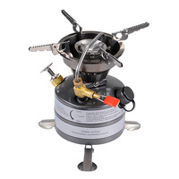 Free shipping Original Outdoor Camping Fishing Multi fuel Oil Stove Gasoline/Diesel/Kerosene Oil Furnace Picnic Burners