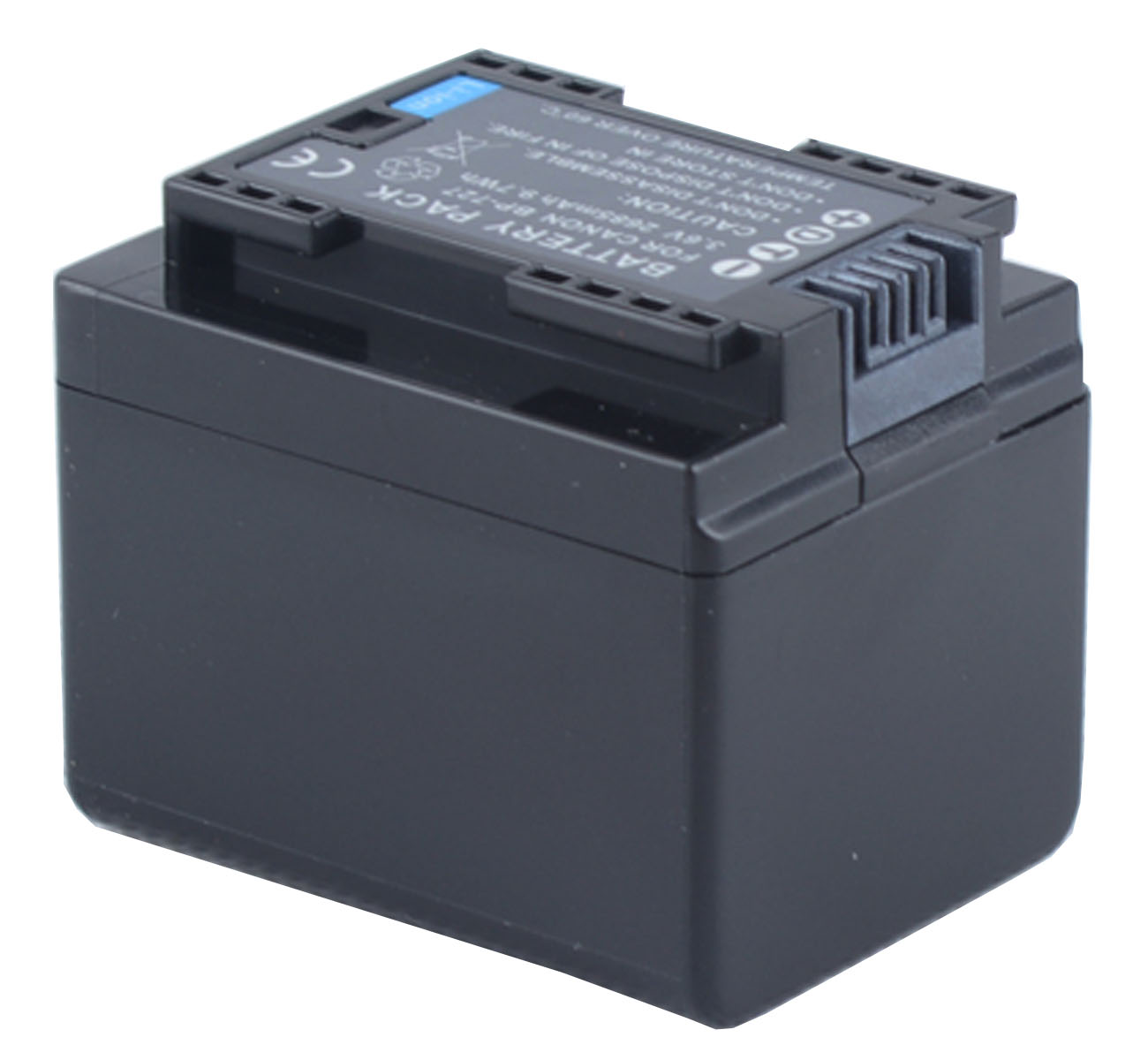 Battery Pack For Canon VIXIA HF R300, R400, R500, R600, R700, R800, HFR600, HFR700, HFR800, HF M50, M52, M500 HD Camcorder
