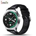 Lemado gw01 smart watch mtk2502 bluetooth 4.0 freqüência cardíaca relógio de pulso relógio do monitor para Android 4.3/iOS 7.0 e acima telefones