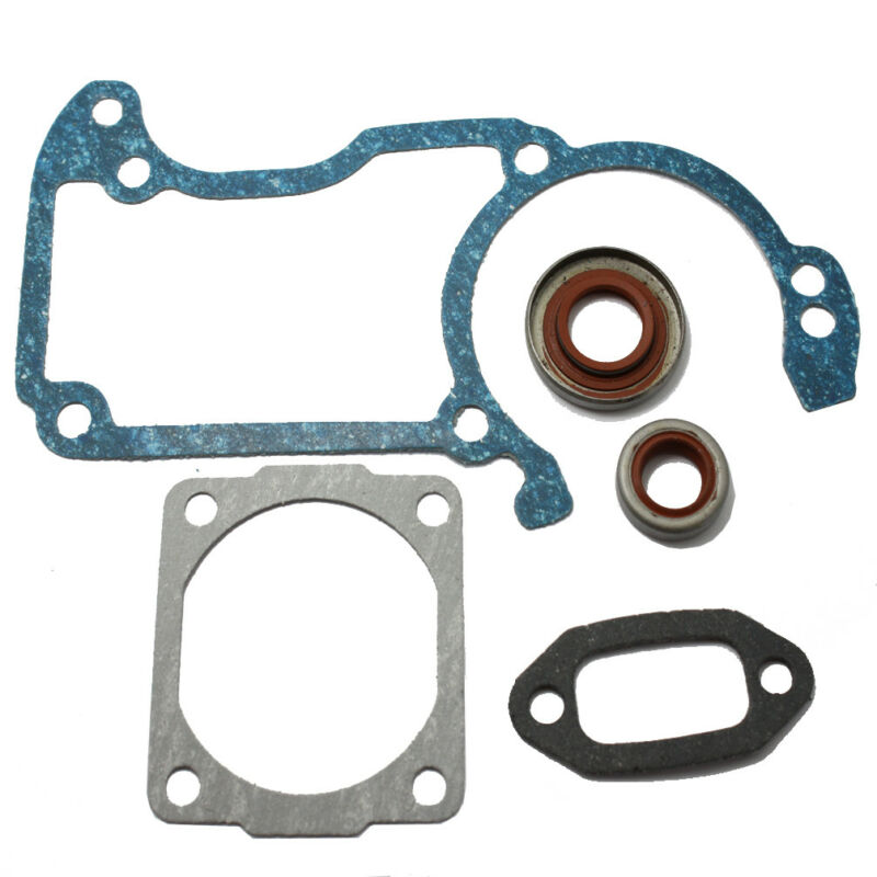 For STIHL 024 026 MS240 MS260 Gasket Oil Seal Set Tool Chainsaws Replace Part UK