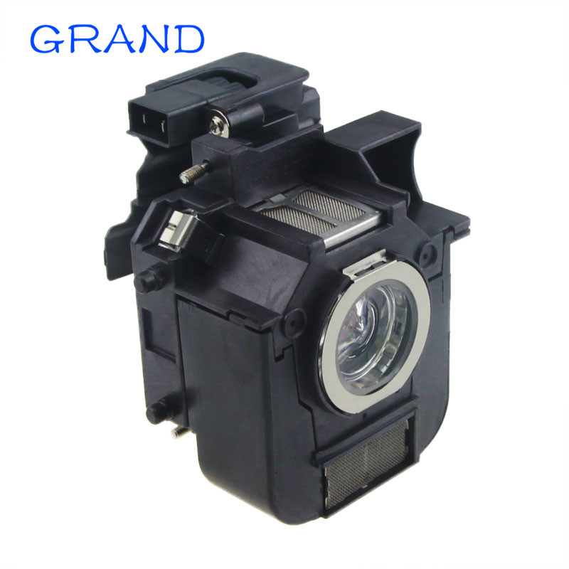 Replacement ELPLP50 / V13H010L50 Projector Lamp With Housing For EB-824 EB-825 EB-825H EB-826W EB-84 EB-85 EMP-825