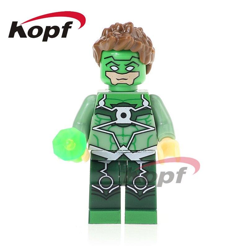 Single Sale Super Heroes Legends of Tomorrow Black Adam Firestorm Shazam Bricks Action Building Blocks Children Gift Toys XH 557
