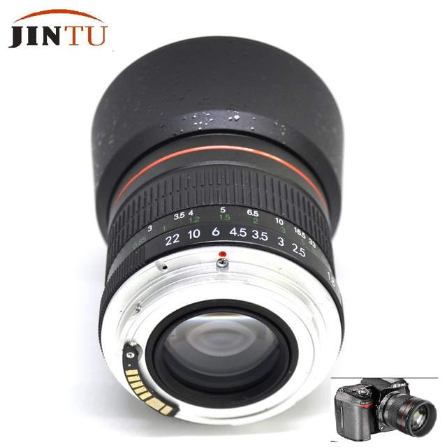 use manual focus canon 600d
