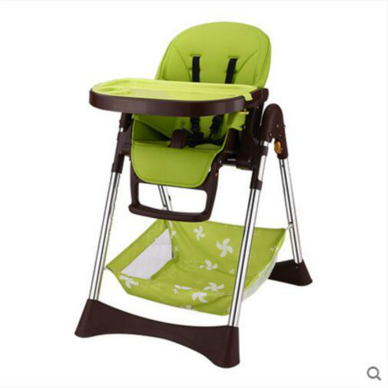 ESINCOM Multi-function Children Dining Chair Folding Portable Baby Table Chair free shipping children eat chair the portable folding multi function plastic baby chairs and tables for dinner