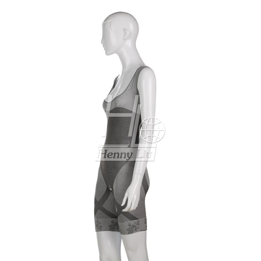 2017 Новый Бамбук похудения тело скульптуры грудью Shapewear корсет Shaper боди Cincher Нижнее белье