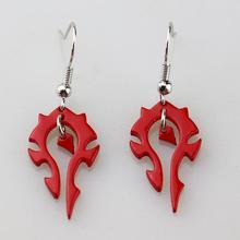 Warcraft Style Women's Drop Earrings