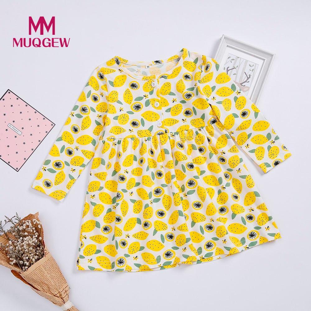 93770db98 Buy lemon dress girls and get free shipping on AliExpress.com