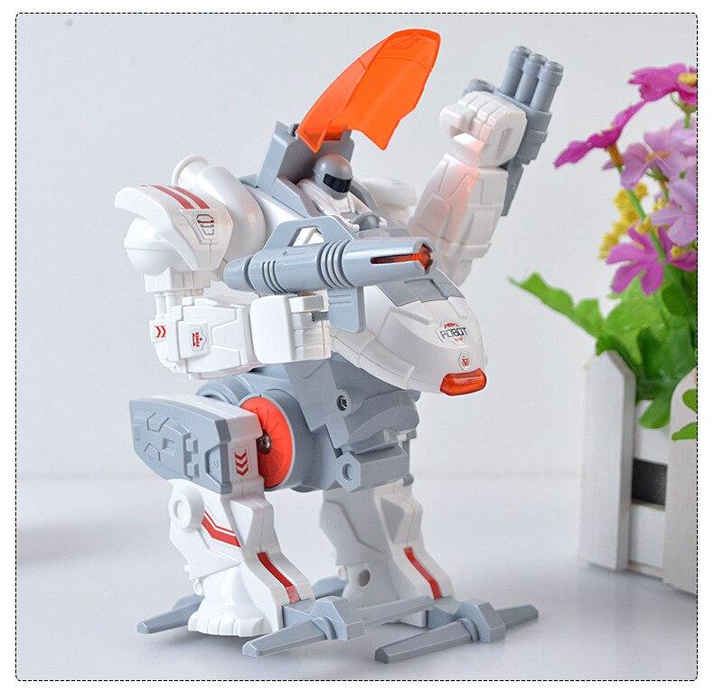 Last Induction Robot Educational 4