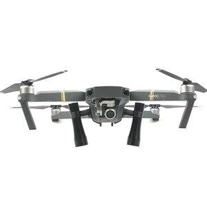Image 4 - 1 bộ Đêm Bay DẪN Chiếu Sáng Ánh Sáng Sử Dụng của AA pin nhiếp ảnh Phụ Tùng đèn cho DJI Mavic Drone pro phụ kiện