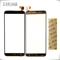 Syrinx With Tape Touchscreen Sensor Touch Panel For Archos 50 Helium 4G Wholesale Touch Screen Digitizer