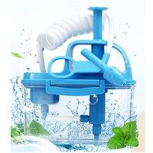 300ML Health Medical Manual Nasal irrigator Rhinitis Wash Saline Child Adult Irrigation Cleaner Care Avoid Allergic