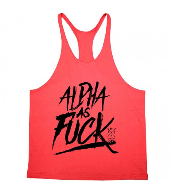 ZY Fashion Summer Gym Clothing Men Tank Tops Letter Print Solid Men's Vest Undershirt Sleeveless Muscle Shirt Debardeur Homme