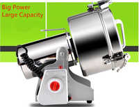 800G 550W 220V Spice Herb Salt Rice Coffee Bean Cocoa Corn Pepper Soybean Leaf Mill Powder Grinder Machine