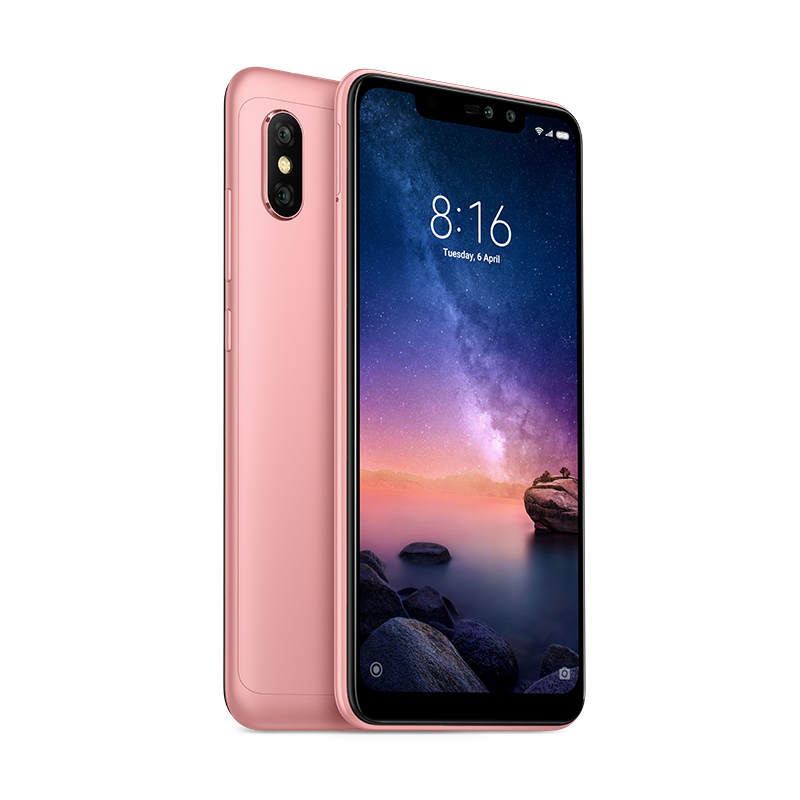 "Image 4 - Spain In stock Global Version Xiaomi Redmi Note 6 Pro NOTE6 PRO 4GB 64GB Octa Core 6.26"" Notch Full Screen 4000mAh Smartphone-in Cellphones from Cellphones & Telecommunications"