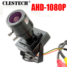 2.8mm-12mm Zoom Focusing Full AHD CCTV Mini Camera 720P/960P/1920*1080P HD Digital 2.0MP Small micro metal Surveillance Vidicon