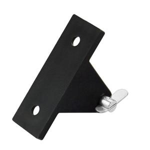 Image 3 - 1 Pcs 블랙 나일론 Bimini 탑 데크 힌지 퀵 릴리스 핀 & 링 카약 카누 보트 낚시 딩기 뗏목 등 62mm x 21mm