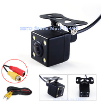 New 170 Degree Wide Viewing Angle Car Reverse Camera Waterproof Front Backup Parking Car Rear View