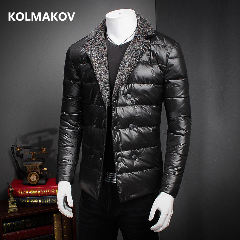 2018 new arrival winter high quality white duck   down   jackets men,men's warm   coat   ,winter classic business thicken   Down   jacket