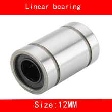 4 piece/lot LM12UU LM16UU linear ball bearing Linear Bearing 12mm 16mm 3d printer LM12 LM16 3D cnc parts
