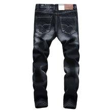 2017 New Men Jeans Original Dsel Brand Ripped Jeans Men Distressed Destroyed Biker Jeans Denim Pants,skinny jeans men,709-A