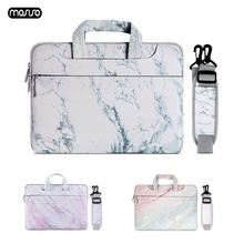 цена на MOSISO Laptop Bag Sleeve 13.3 14 15 15.6 Inch Notebook Bag For Macbook Air Pro 13 15 Dell Asus HP Acer Laptop Case Shoulder Bag