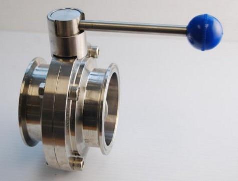 Butterfly valve 6 159mm