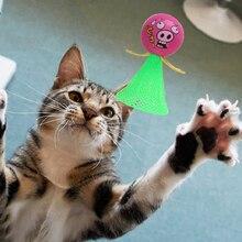 [Магазин MPK] прыгающая игрушка для кошек, игрушка для кошек, прыгающая игрушка