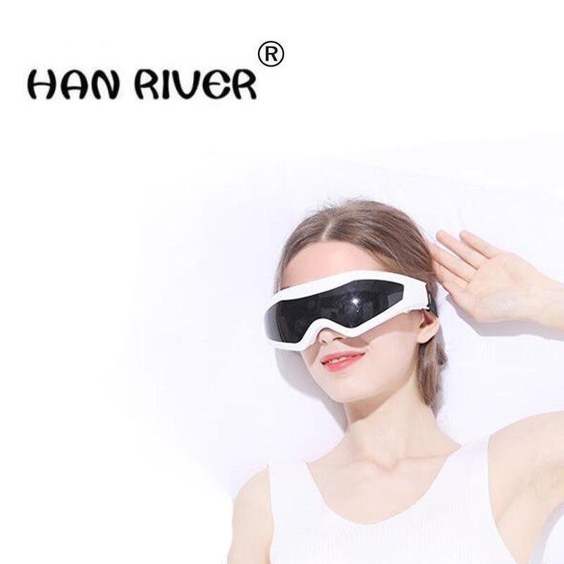 HANRIVER 2018  New hot - selling eye massage care magnetic eye instrument electric massage deviceHANRIVER 2018  New hot - selling eye massage care magnetic eye instrument electric massage device