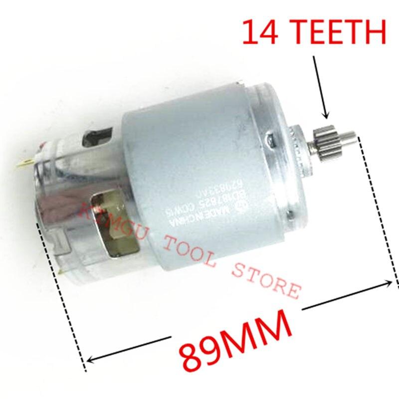 Moteur 629834-8 pour MAKITA BDF453RYE BDF453RFE BDF453Z MT081 MT071 DHP453RFE DHP453RYE DHP453Z 6390 DWAE 6390D BHP453 DHP453