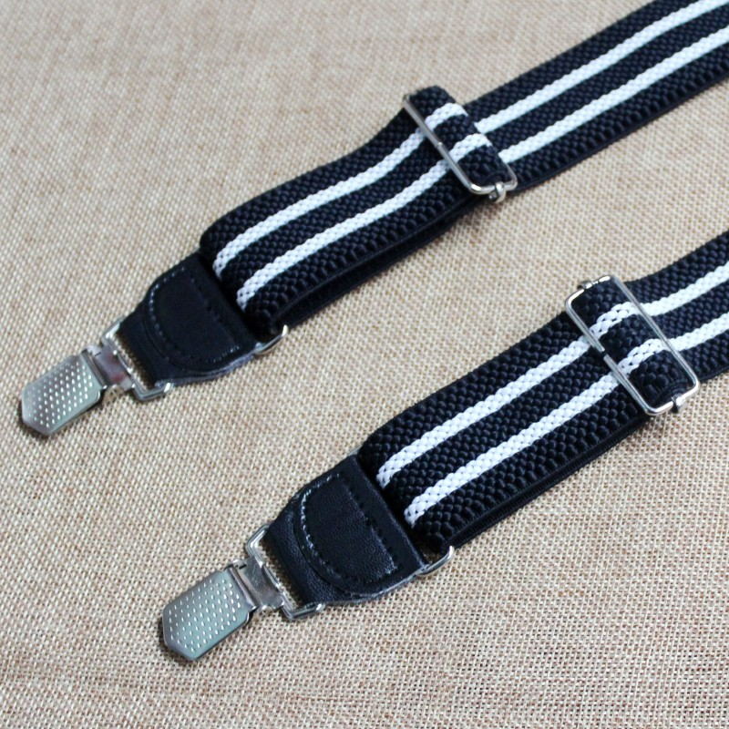 trousers Men Suspenders Last