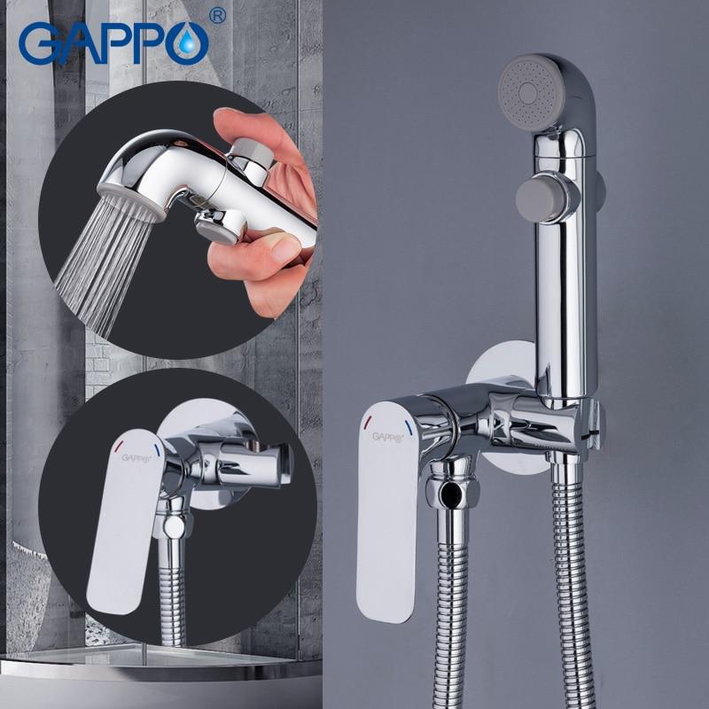 GAPPO Bidets bathroom toilet shower bidet portable bidet mixer muslim shower wall mount Spray Shattaf gappo bidets toilet shower bidet toilet seat muslim shower toilet wall mount bidet shower set