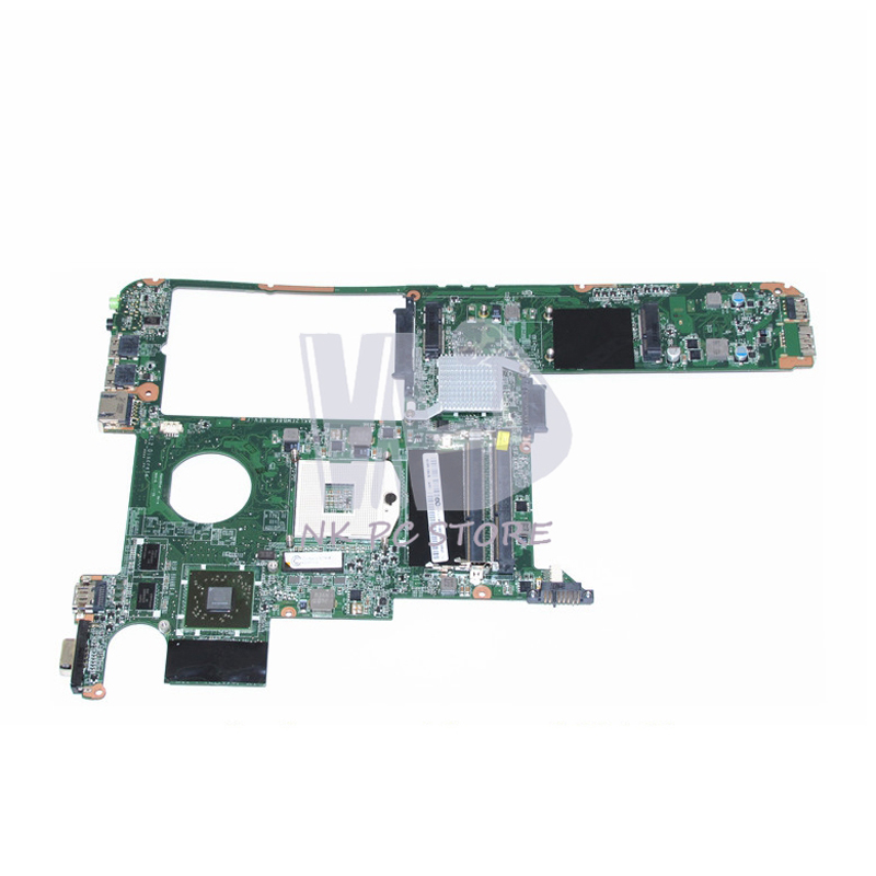 DAKL2FMB8F0 Main Board For Lenovo Ideapad Y460 Y460P Laptop Motherboard DDR3 14'' ATI HD5650 1GB Video Card
