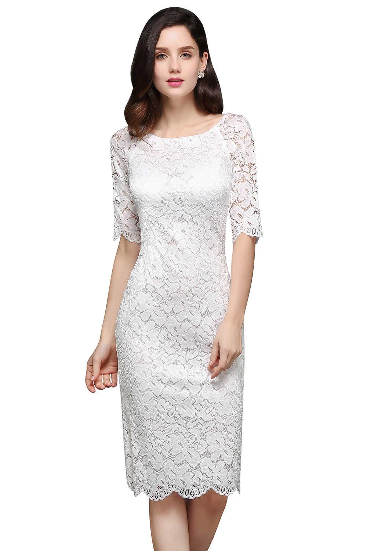 Robe De Soirée Sereia Ninhada Vestido Preto Curto de Renda Vestidos de Noite 2019 Metade Mangas Mãe da Noiva Vestido de Festa vestido