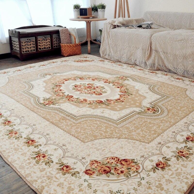 3 carpets for living room