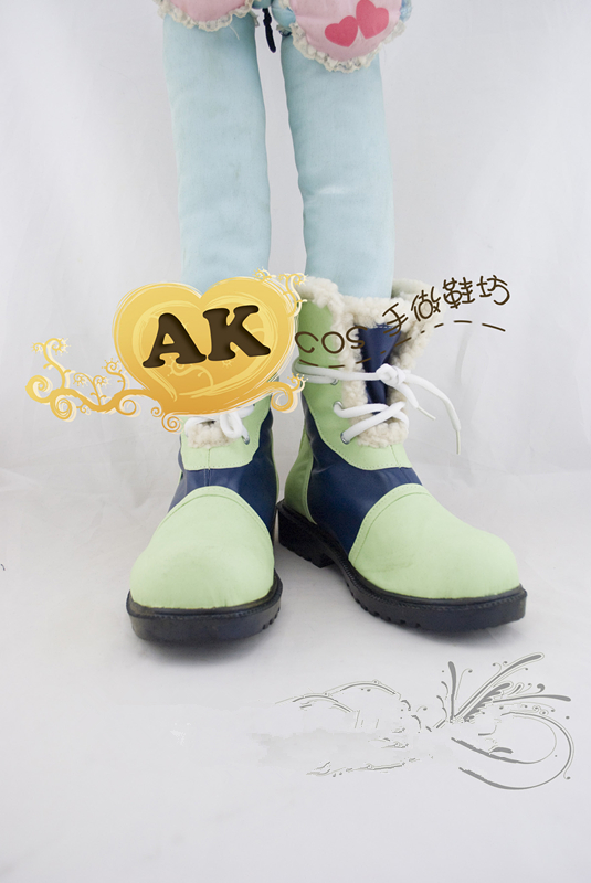 Anime  DMMD Dramatical murder noiz cospaly shoes anime boots