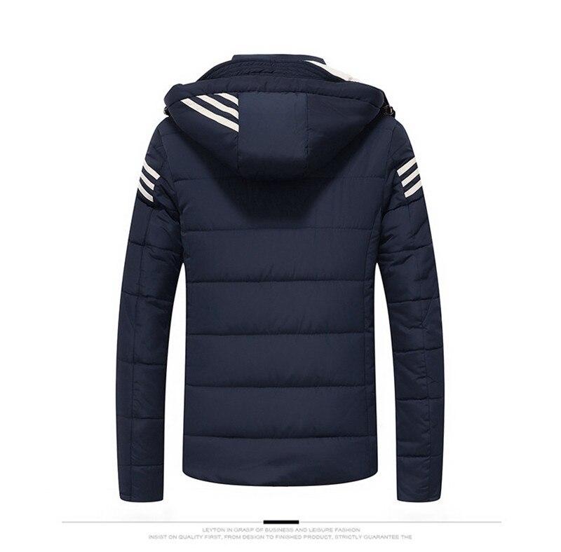 Jaqueta masculina Jaquetas Grossas homens Quentes roupas