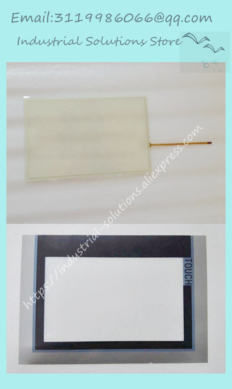 New protective film//mask for Siemens SIMATIC HMI 6AV2124-0MC01-0AX0 TP1200