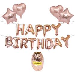 Мультяшная шляпа 18 дюймов воздушные шары с надписью с днем рождения воздушный шар надувная игрушка Свадебная вечеринка с днем рождения
