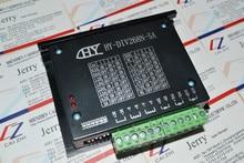 Бесплатная Доставка Новый ЧПУ Одной Оси TB6600 0.2-5А Двухфазного Гибридный Драйвер Шагового Двигателя Контроллер. мы являемся производителем