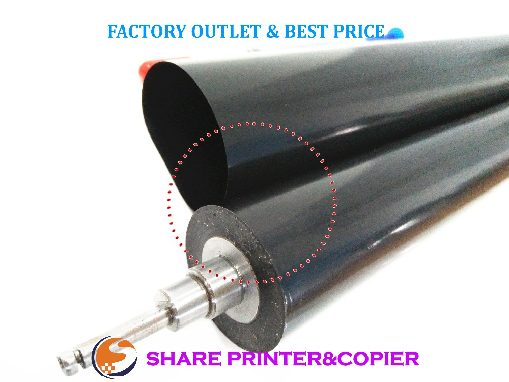 1set X JAPAN Fuser film + pressure roller For brother HL-L6400DWT MFC-L5700DW MFC-L5800DW MFC-L5850DW MFC-L5900DW L6200DW 6700 1 set free shipping new compatible fuser kit fixing film pressure roller fuser chip set for lexmark ms811 mx811 mx810 ms810