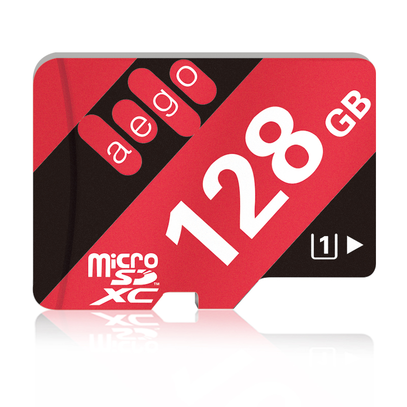 AEGO Memory Card 128GB Class10 UHS-1 600X Flash Micro SD Card High Speed TF Card For Camera DVR aego micro sd 32gb flash memory card 600x 8gb 64gb 128gb sdxc class10 16gb uhs 1 high speed tf card for smartphone tablet pad