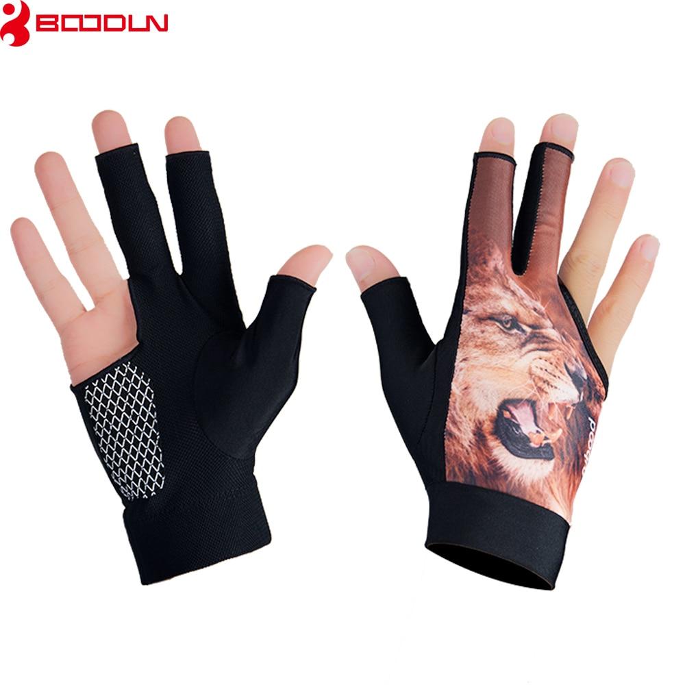 Sport Gloves Omega Price: BOODUN 2018 New Style Billiards Gloves Single Supply