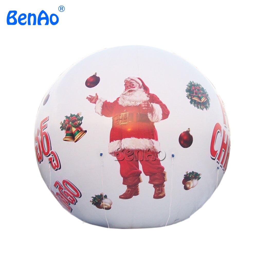 AO004 Free shipping 3m Printing Santa Clause Christmas inflatable holiday helium balloon,inflatable Christmas balloon for saleAO004 Free shipping 3m Printing Santa Clause Christmas inflatable holiday helium balloon,inflatable Christmas balloon for sale