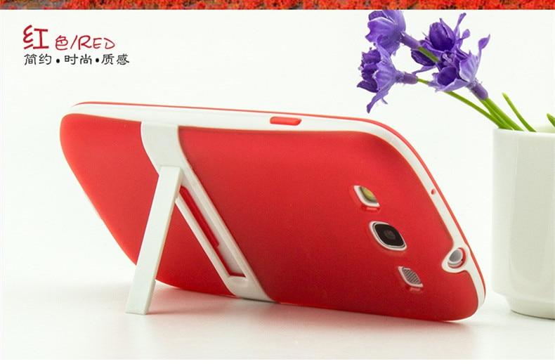 Ultratunn PC Frame TPU Soft Cover Silicon Fodral för Samsung Galaxy - Reservdelar och tillbehör för mobiltelefoner - Foto 5