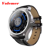 Volemer Y5 New Smartwatch for Android 5.1 System Stainless Steel HD Round 1GB+8GB Reloj Intelligent Support GPS WiFi Smart Watch